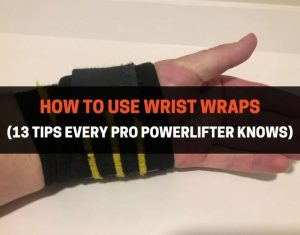 How To Use Wrist Wraps