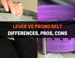 LEVER VS PRONG BELT