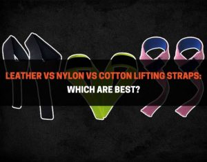 Leather vs Nylon vs Cotton Lifting Straps