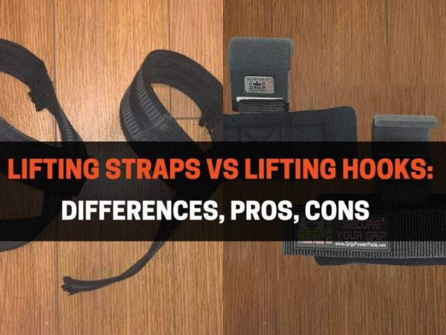 Lifting Straps vs Lifting Hooks: Differences, Pros, Cons