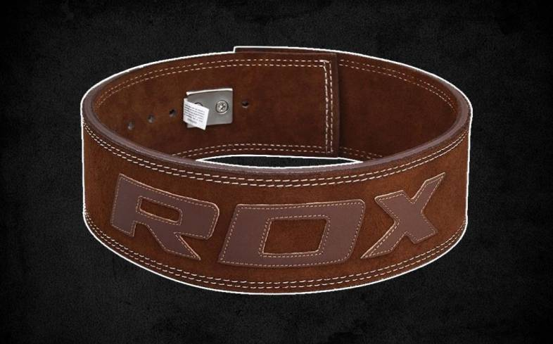 RDX Lifting Belt produce a 10mm-thick belt that provides the required support without feeling too tight