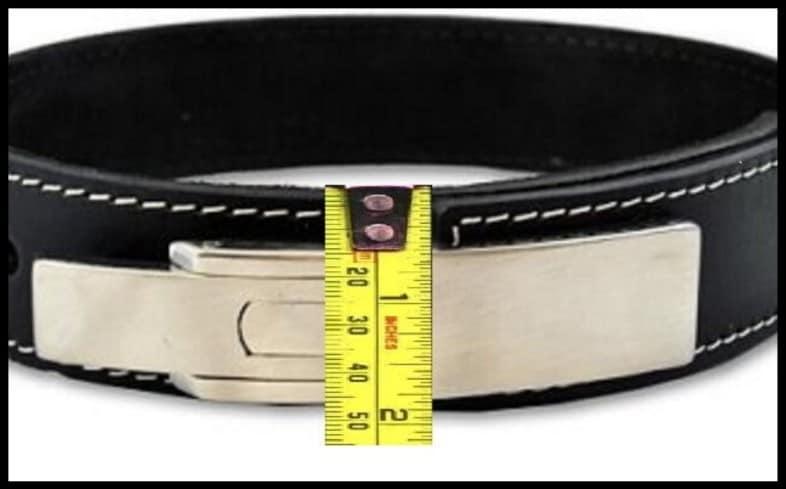 bench press belt