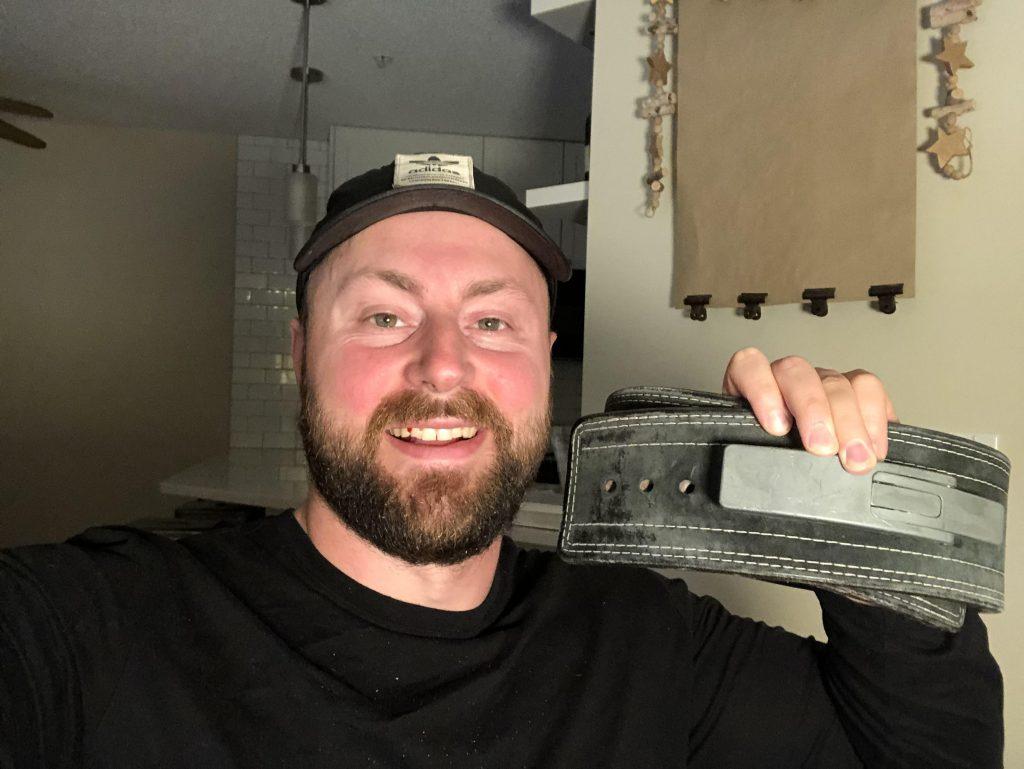 Inzer 10mm Forever Lever Belt