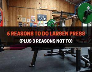 6 Reasons To Do Larsen Press