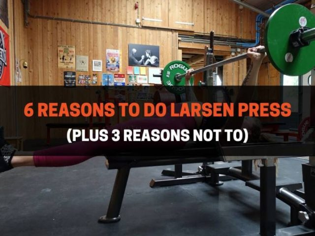 6 Reasons To Do Larsen Press (Plus 3 Reasons Not To)