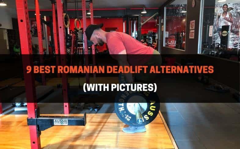 9 best Romanian deadlift alternatives