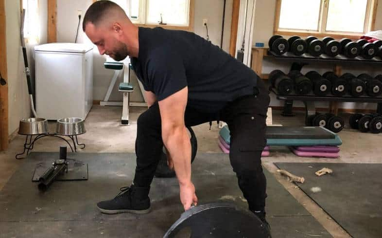 jefferson squat is a low back-friendly exercise