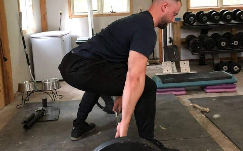 jefferson squat requires a high degree of core stability