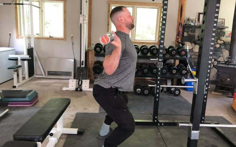 if your back angle is too vertical you may struggle to get to the proper depth in the squat and be placing an unnecessary loading demand on your quads