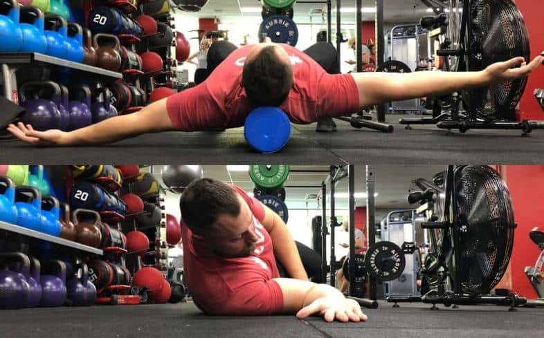 Improve Your External Shoulder Rotation