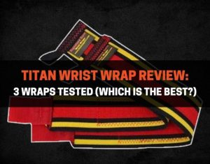 Titan Wrist Wrap Review