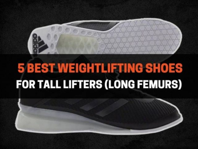 5 Best Weightlifting Shoes For Tall Lifters (Long Femurs)