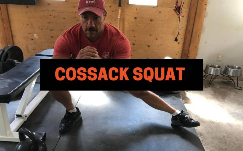 cossack squat is a single-leg squat variation that combines various physical skills including balance, coordination, mobility, and strength