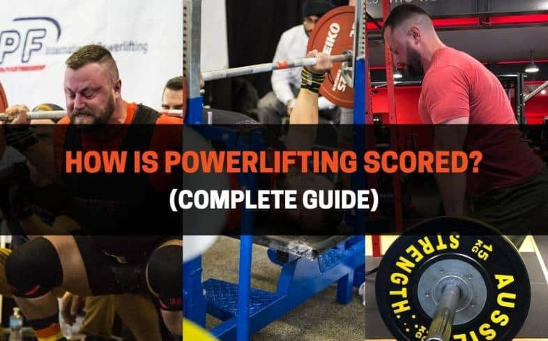 powerlifters have 3 attempts in the squat, bench press, and deadlift to reach the highest number they can lift for 1 repetition
