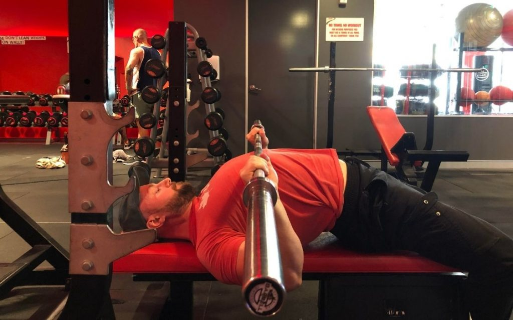 one of the best ways to improve strength off your chest is to increase the consistency of your touchpoint