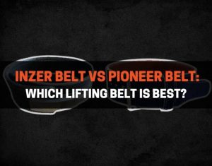 Inzer Belt vs Pioneer Belt