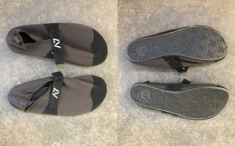 any shoe that you use for deadlifting needs to have a minimalist design.