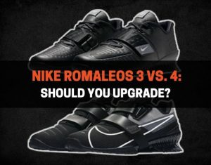 Nike Romaleos 3 vs 4 - Should You Upgrade
