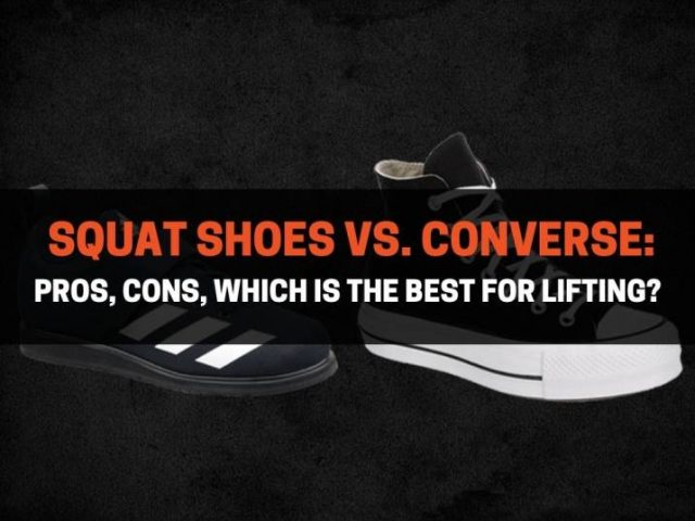 Squat Shoes vs. Converse: Pros, Cons, Which Is the Best for Lifting?