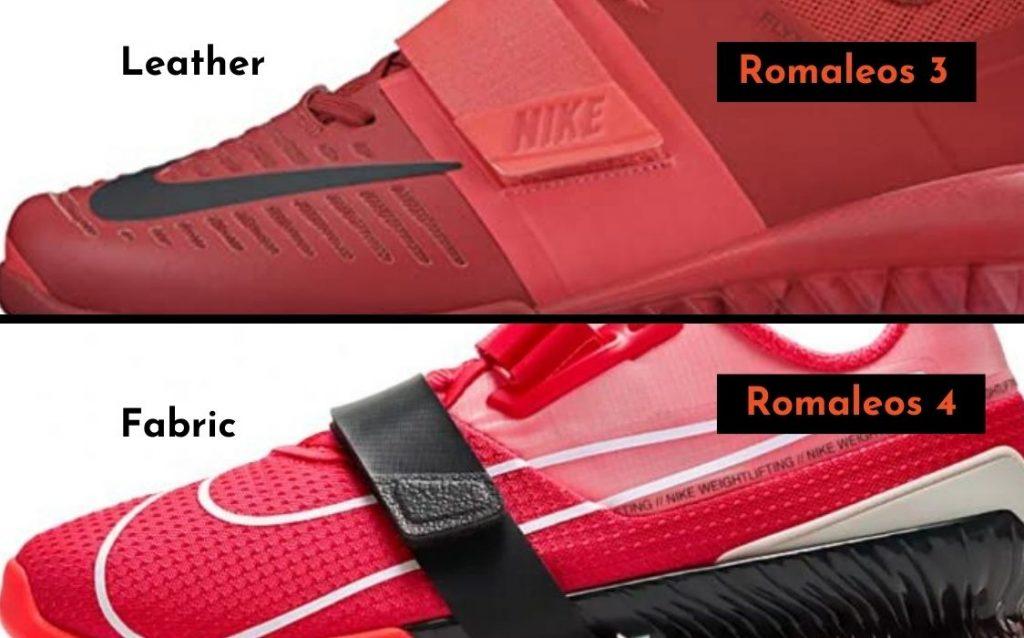 nike romaleos 3 xd heel height