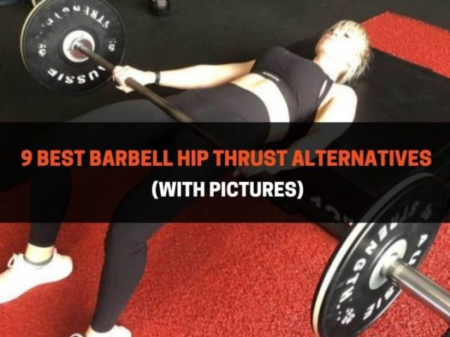 9 Best Barbell Hip Thrust Alternatives (With Pictures)