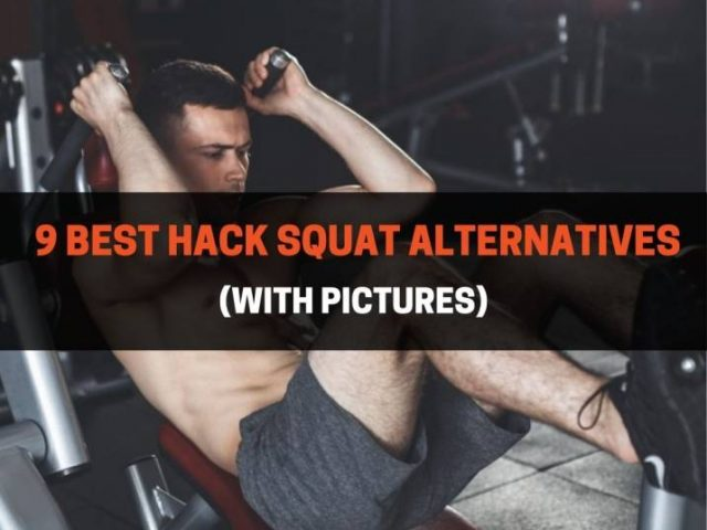 9 Best Hack Squat Alternatives (With Pictures)