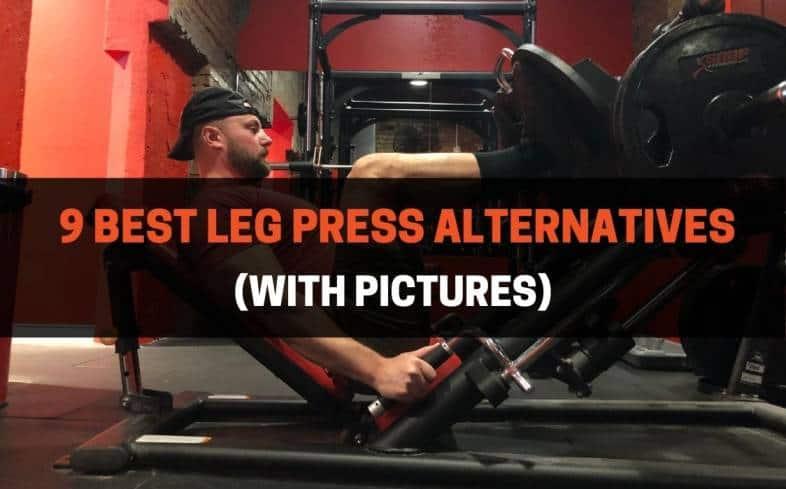 9 best leg press alternatives