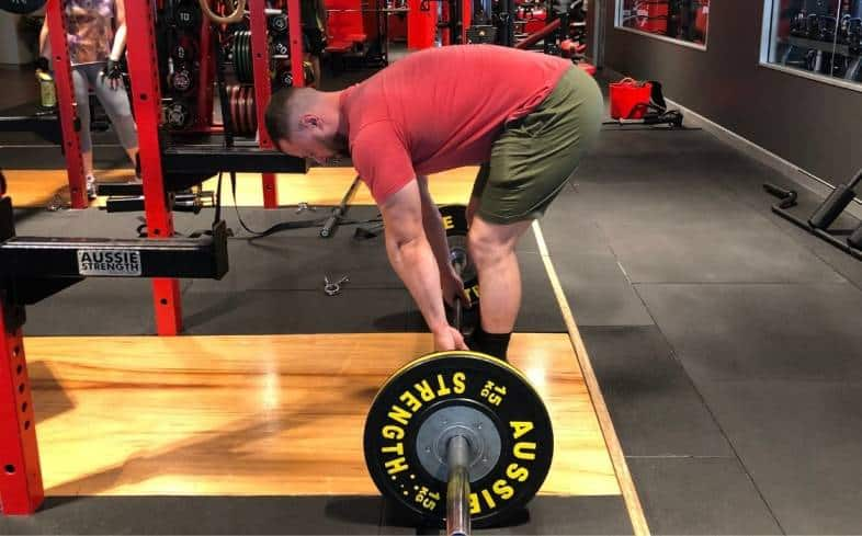 two reasons why you should be concerned about your hips shooting up in the deadlift