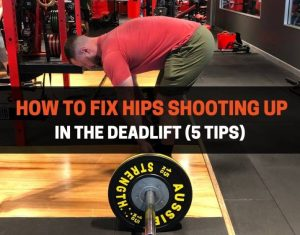 How To Fix Hips Shooting Up In The Deadlift - 5 Tips