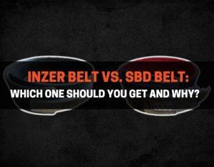 Inzer Belt vs SBD Belt