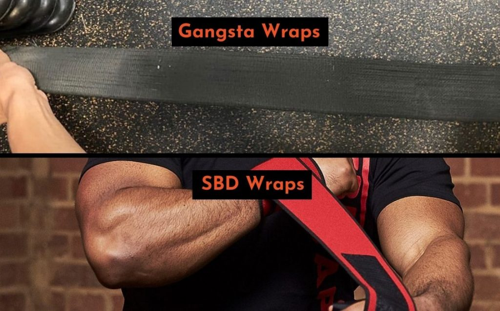 final stiffness of the wraps varies according to the fabric density