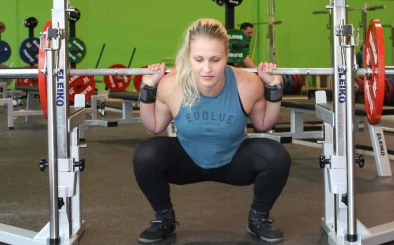 five benefits for incorporating squatting every day into your training routine