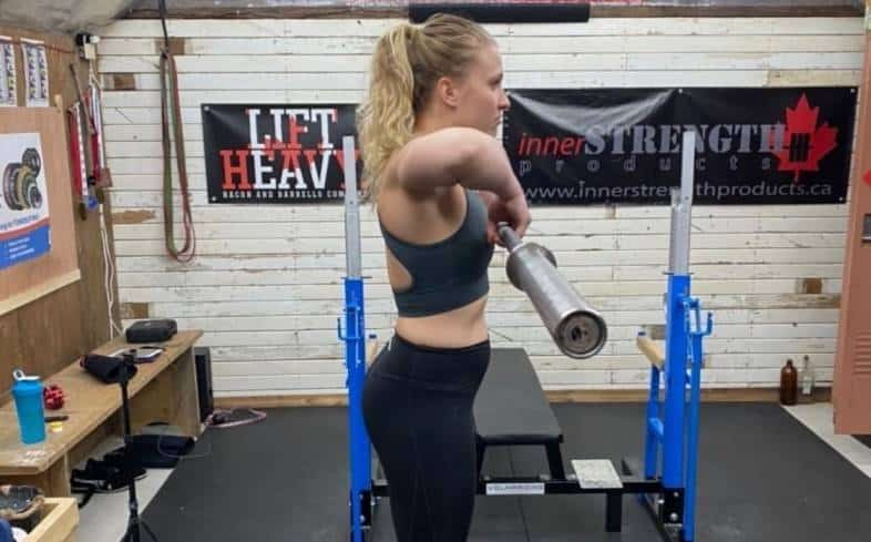 7 modifications for how to avoid pain in your shoulders, wrists, and elbows during the upright row