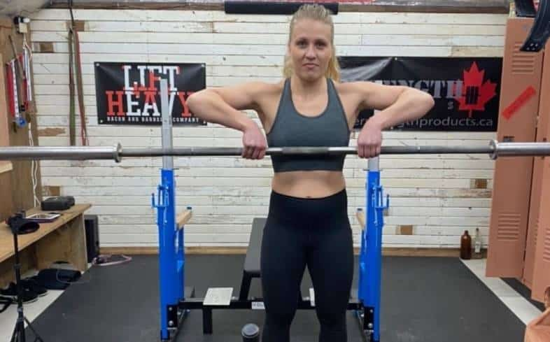 is the upright row inherently bad for your shoulders, wrists, and elbows