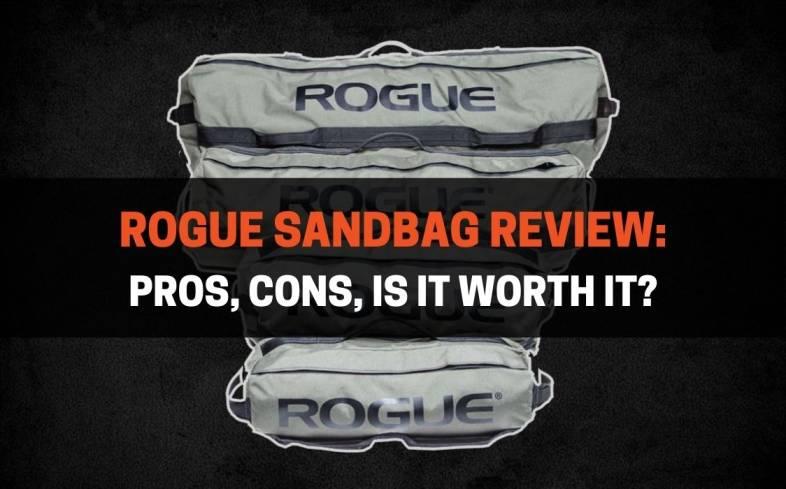 honest review of the Rogue Sandbag