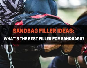 Sandbag Filler Ideas - What's The Best Filler For Sandbags
