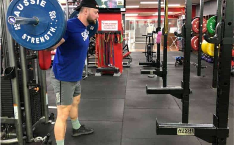squatting every day is a form of high frequency, high intensity and high specificity training