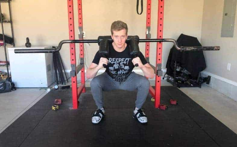 some safety bar squat tips to help you with your technique