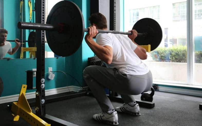 weightlifters and powerlifters adopt squatting every day as a means to bring up their squat strength