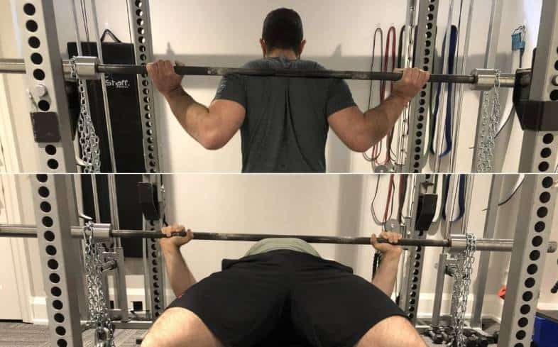 few of the cons of lifting with chains