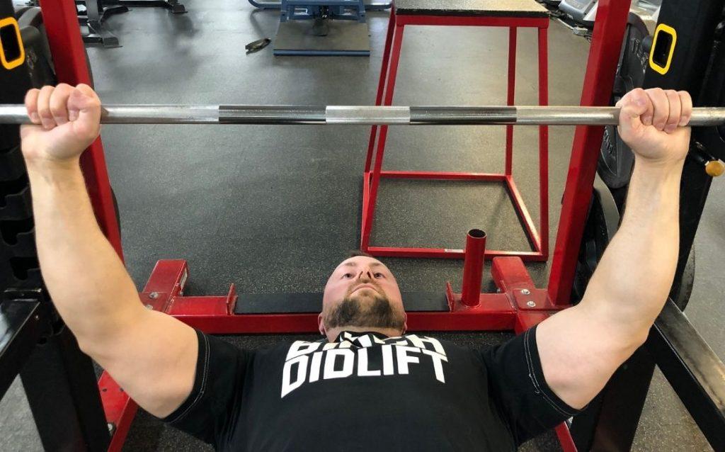 how to fix poor bench press technique