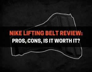 Nike Lifting Belt Review