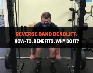 Reverse Band Deadlift