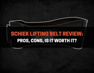 Schiek Lifting Belt Review