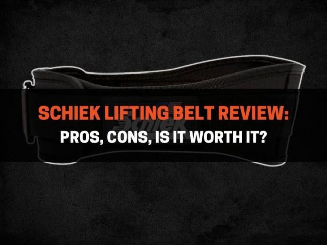 Schiek Lifting Belt Review: Pros, Cons, Is It Worth It?