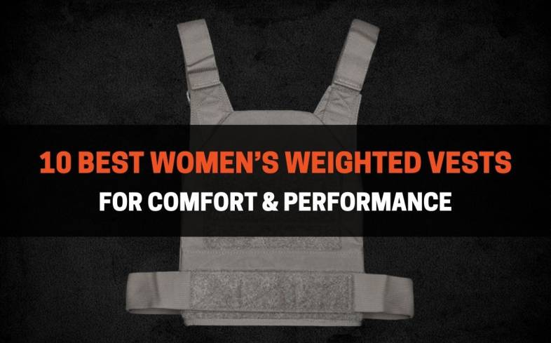 top 10 women's weighted vests available on the market