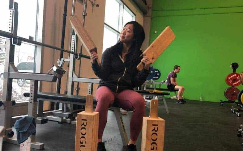 3-board bench press technique