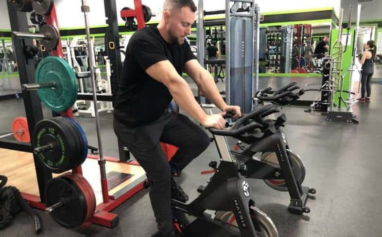 GPP workouts for powerlifters