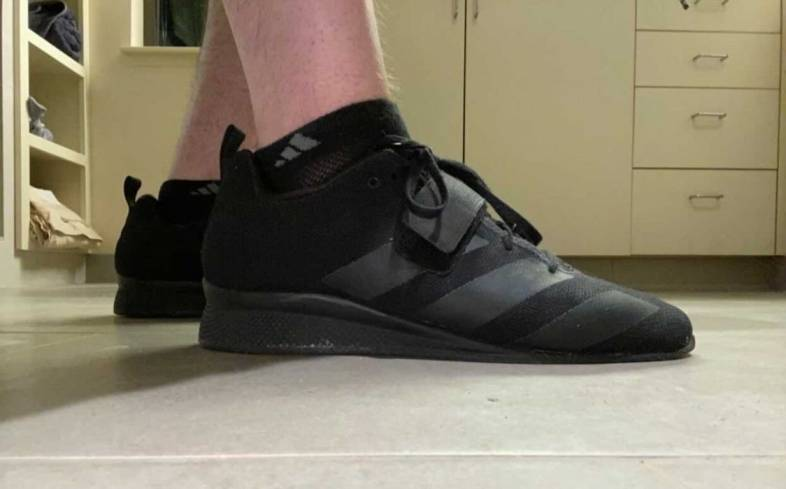 the adidas adipower is the ideal lifting shoe for anyone with narrow feet