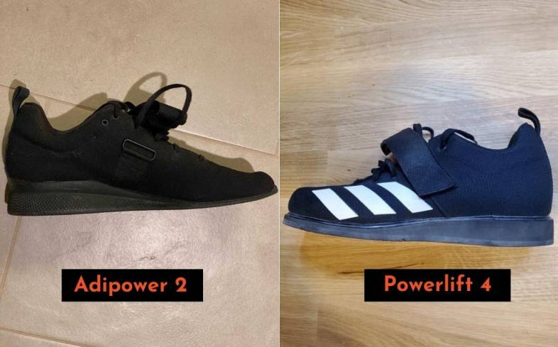 Adipower 2 or the Powerlift 4 better for lifting